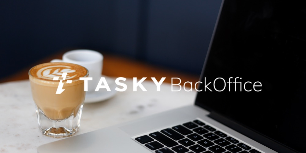 TASKY BackOffice